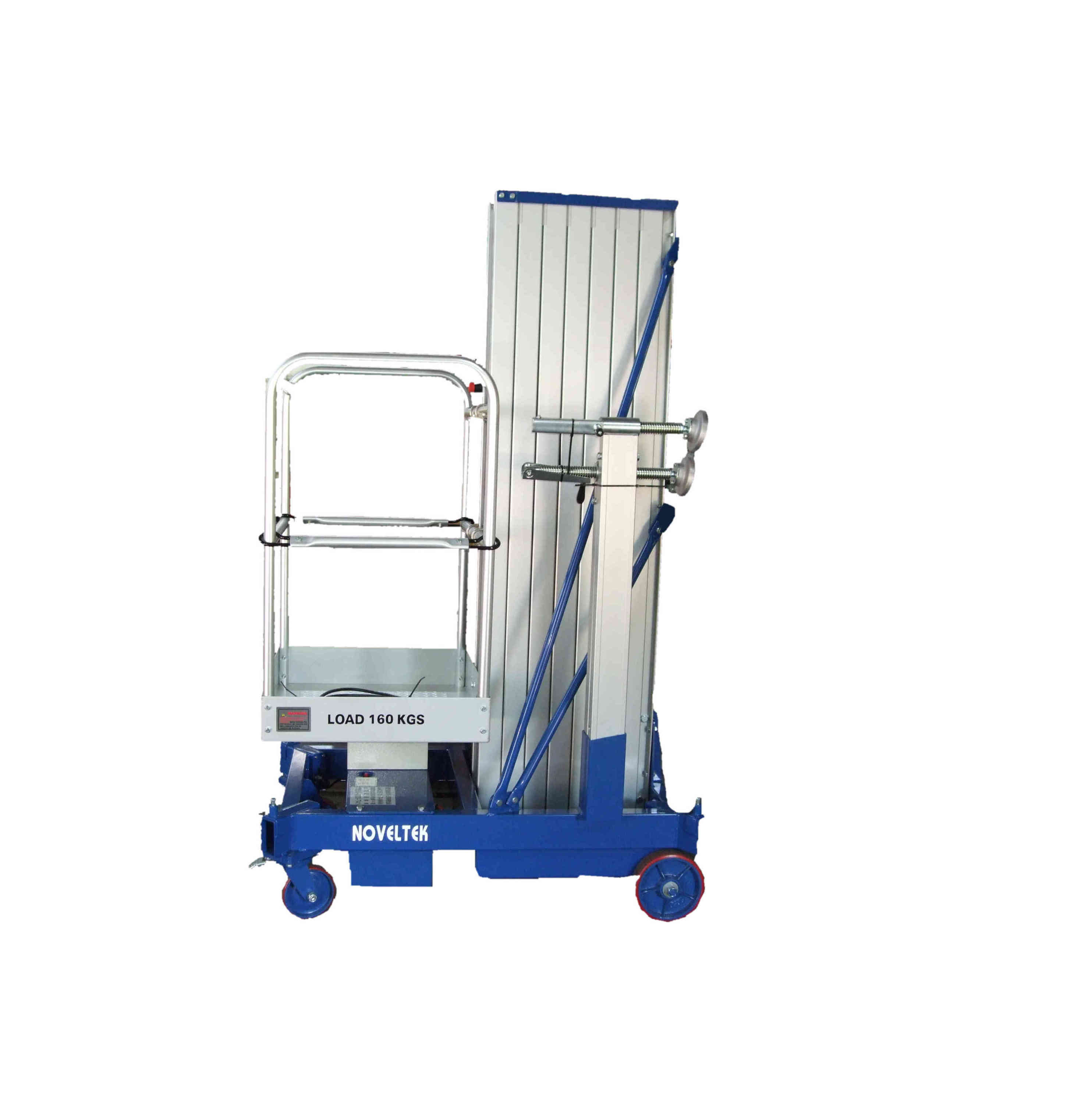 Automated Guided Vehicle System:SERIES VERTICAL LIFT(Maximum height of 5 to 11 meters rose)MPL-DC
