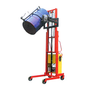 Powered Lifting Standard Oil Tank Stacker(Load:300 kg)POTR-03/2400
