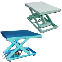 Electric Lift Platform(Table) One type Single-cylinder(Load:500~1000kg)ELT-106LA~112SA