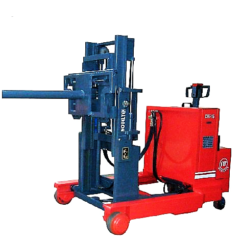 Tire Mold Machine /Iron Pipe Truck Machine SPECIAL MODEL(Load: 1 Ton / 1.5 Tons,2200LB~3300LB)CRT-10/15+SPECIAL MODEL