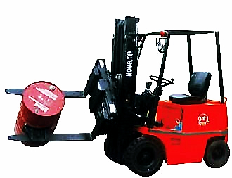 Advanced Electric Forklift Truck 1.5Tons/2Tons/2.5Tons,3300LB~5500LB  + ROTATING 360X FORK CLAMP 3300LB~5500LB