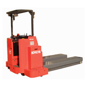 Pallet Truck:Powered Pallet Truck(Load: 8 Tons / 10 Tons / 15 Tons)PPT-80/100/150
