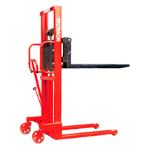 Hand  Stacker / Tray truck / Pallet Truck:Manual Pallet Stacker(Load:1~1.5 Tons)MPS-10/12/15/10W/12W/15W